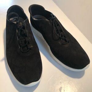 Coke Haan ZEROGRAND Black Lace-up Shoes Size 9B